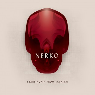 nerko - start again from scratch - artwork